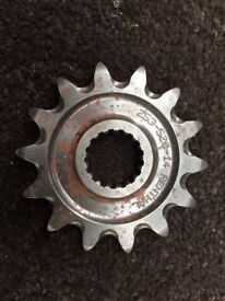 Renthal Front Sprocket (253-520-14), BRAND NEW x 2
