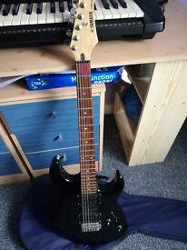 YAMAHA ERG 121C guitar