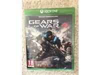 Gears of War 4 for Xbox one - NEW