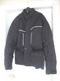 Armoured Textile Motorbike Jacket.
