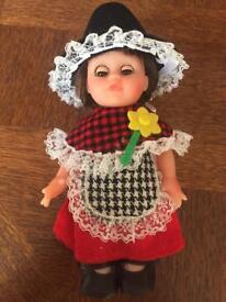 St davids doll