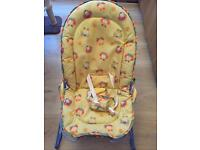 FREE FISHER PRICE BABY BOUNCER!!!