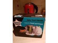 Brand new tommee tippee baby food blender
