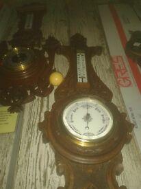 antique barometer s