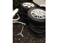 Job lot wheels tyres