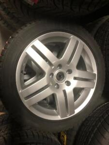 "ON SALE Aftermarket Audi Mercedes Vw 17"" winter package"
