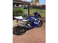 Suzuki gsxr 600 k4 sell or swap supermoto or enduro