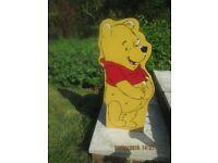 Child's paddington bear seat