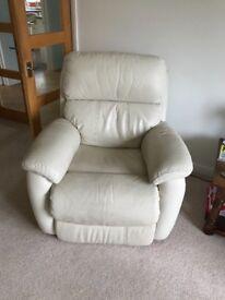 DFS Navana electric reclining chair