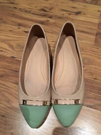 Women Shoes / Flats, Bought in Japan, UK Size 4 / 37