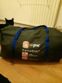 6 man tent. Hi gear Zenobia 6