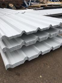 Profile metal roofing sheets