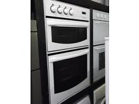 DIPLOMAT DOUBLE BUILT-IN ELECTRIC OVEN+FREE DELIVERY/INSTALL/COLLECTION OF YOUR OLD ONE/3 MTHS GUARA