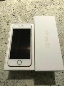 Iphone SE 16GB (Rose Gold) - EE