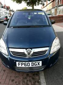 Vauxhall Zafira automatic diesel