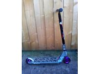 Custom built District scooter, hardly used
