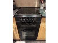 Belling 50cm Double Oven Electric Cooker