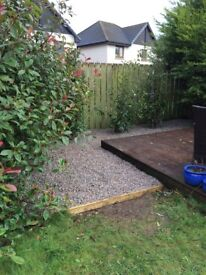 Garden maintenance & landscaping