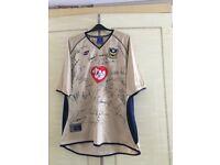Pompey Shirt (signed)