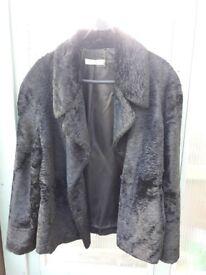 Vintage Retro Black dress jacket