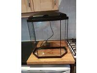 25 Litre Fish Tank Full Starter Kit