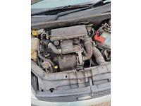 Ford, FIESTA, Hatchback, 2004, Manual, 1399 (cc), 5 doors