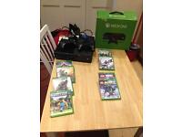 Xbox one: with (8 great games), and two cantolllers! Joblot: