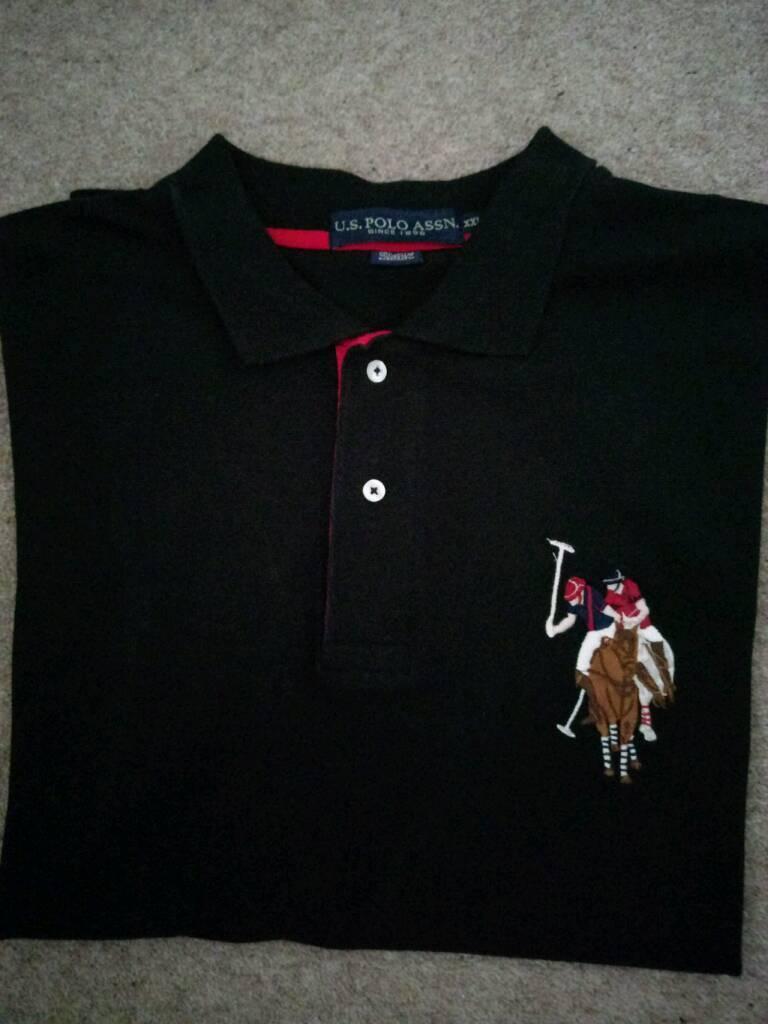 f5d740e2 Black Polo Shirt Xxl - DREAMWORKS