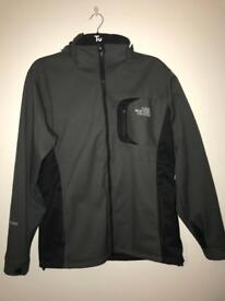 Grey The North Face jacket