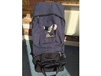 Macpac Possum baby carrier backpack - like new
