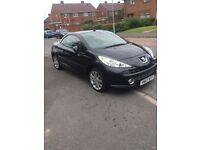 Peugeot 207 cc **very low mileage** 2007