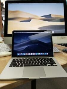 Macbook Pro Retina  intel core i5 seulement a 649$