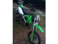 Ghost 125 pitbike