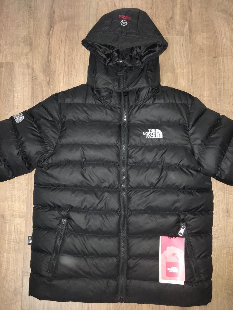 The North Face Mens 600 Down Fill Black Coat  f4404aabd