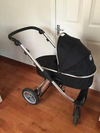 Oyster Max Pram/Buggy, Buggy Board & Accessories