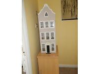Vintage Dutch Style Dolls House
