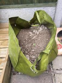Free Topsoil with bag