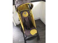 Chicco lightweight push chair