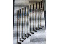 Taylormade Burner 2.0 Irons 4-SW plus 2 Taylormade Wedges