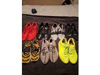 7 Pairs of Designer Shoes Size UK10 (Nike, Adidas, Balenciaga, Giuseppe Zanotti, Yeezy)