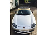 Mg tf , head gasket done , low miles , lots of paper work , gen sale .