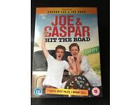 Joe & Caspar Hit The Road DVD