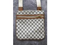 Designer style man bag shoulder bag brand new