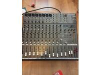 Phonic Helix 18 MKII - Audio Interface / Mixer