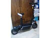 Mach1 two wheeled electric scooter