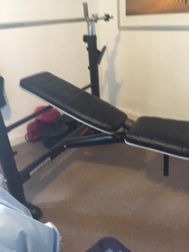 super popular db7d3 f7f9e Weight Bench   in Sunderland, Tyne and Wear   Gumtree