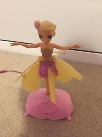Flutterbye flying fairy