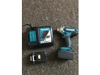 Makita DTW190Z 18v Li-ion impact wrench 1/2""