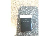Nikon dslr camera bag, en - el14 battery and memory card