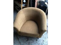 Designer Tub Chair comfy